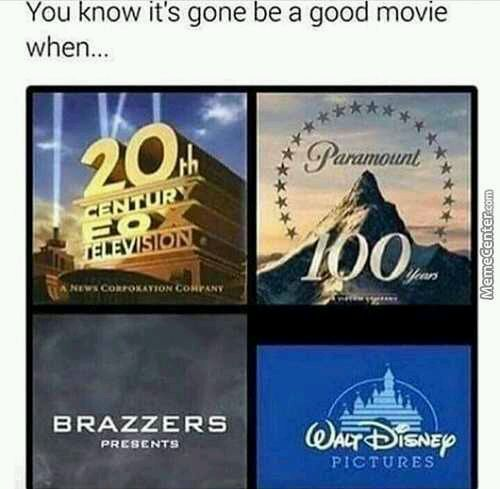 Popcorn, soda and some lotion - meme