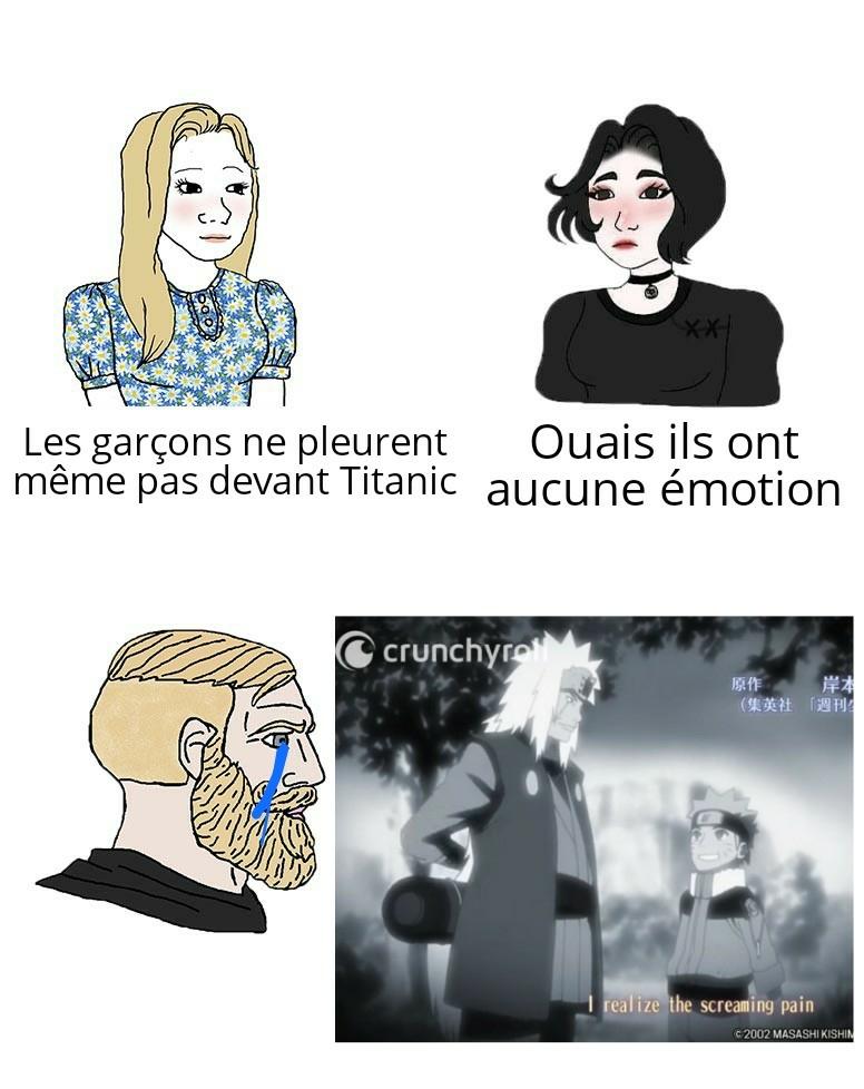 Sign meilleur opening de naruto - meme