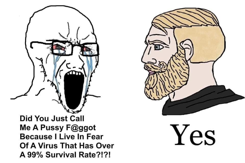 faggots gonna fag - meme