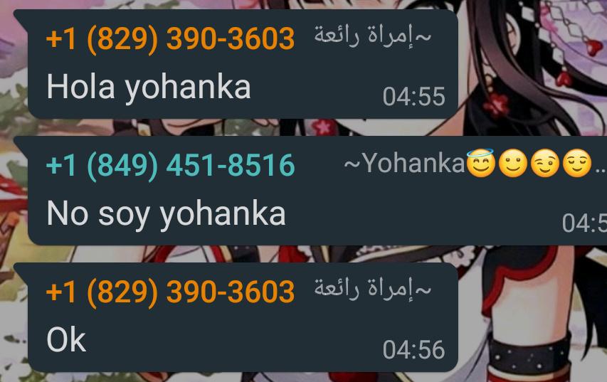 Yohanka: No soy Yohanka - meme
