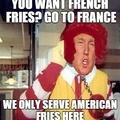 Make Fries Great Again
