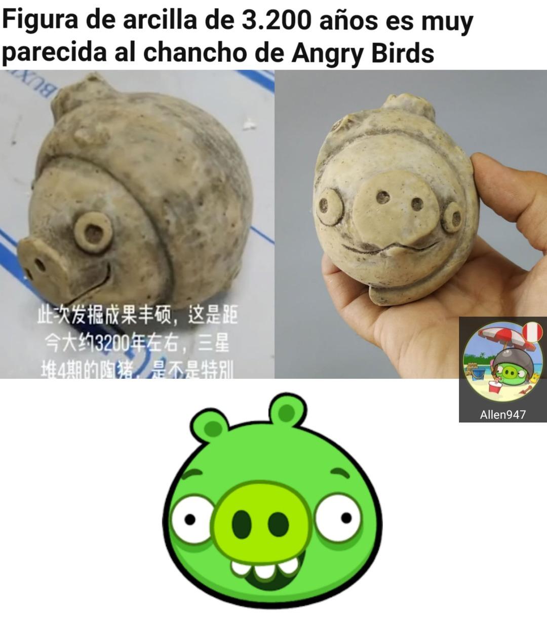 Cerdo Chad - meme