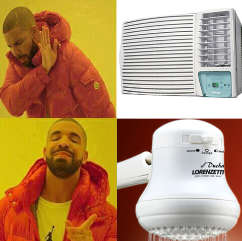 Frio da Porra - meme
