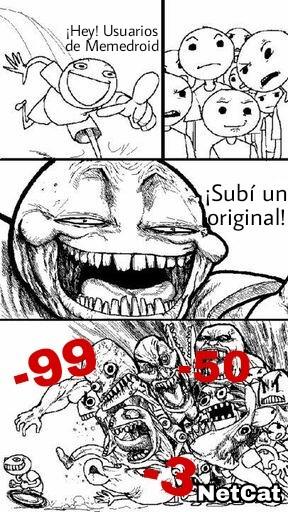 Original :) - meme
