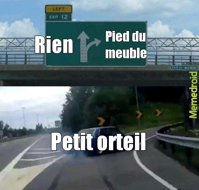 Ligue anti-coindemeuble/légo - meme