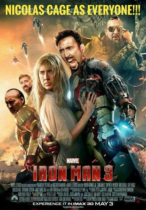 Imagine le film xD - meme