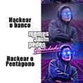 Habilidade: Hackear Lvl: 100