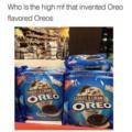 Oreo hungry?