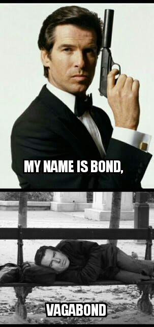 My name is ... ! - meme