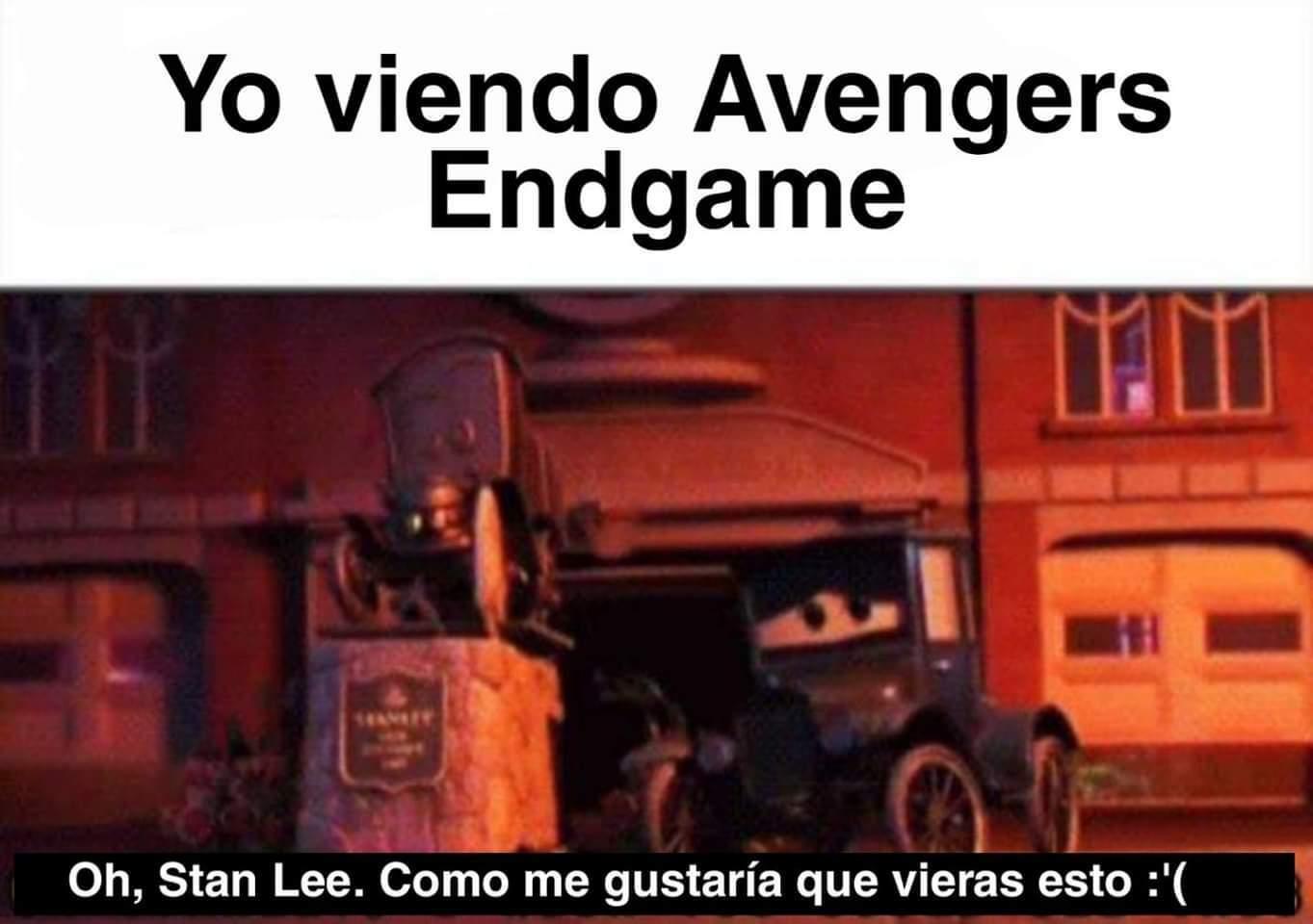 QUEPD Stan Lee - meme