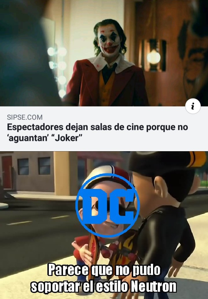 No soportaron ver el bromas - meme