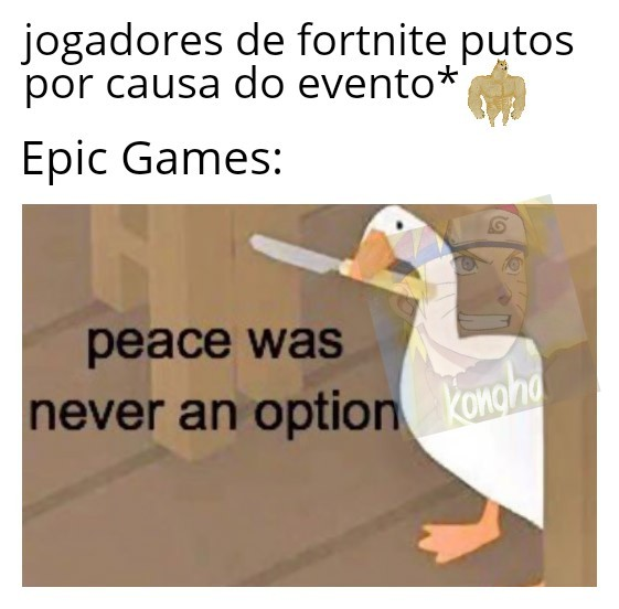 Epic* gaymes - meme