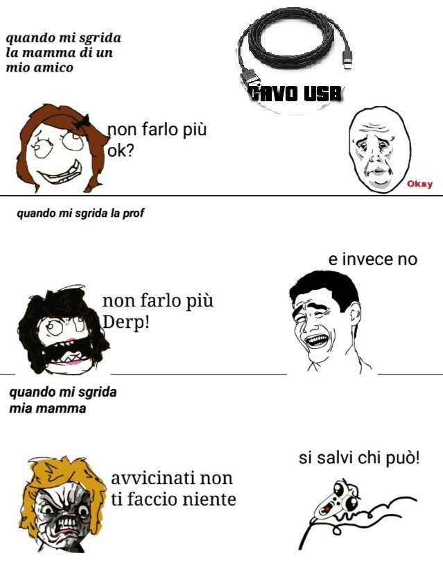Primo rage comic - meme