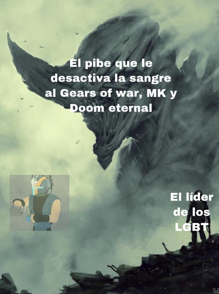 ReGay el pibe - meme