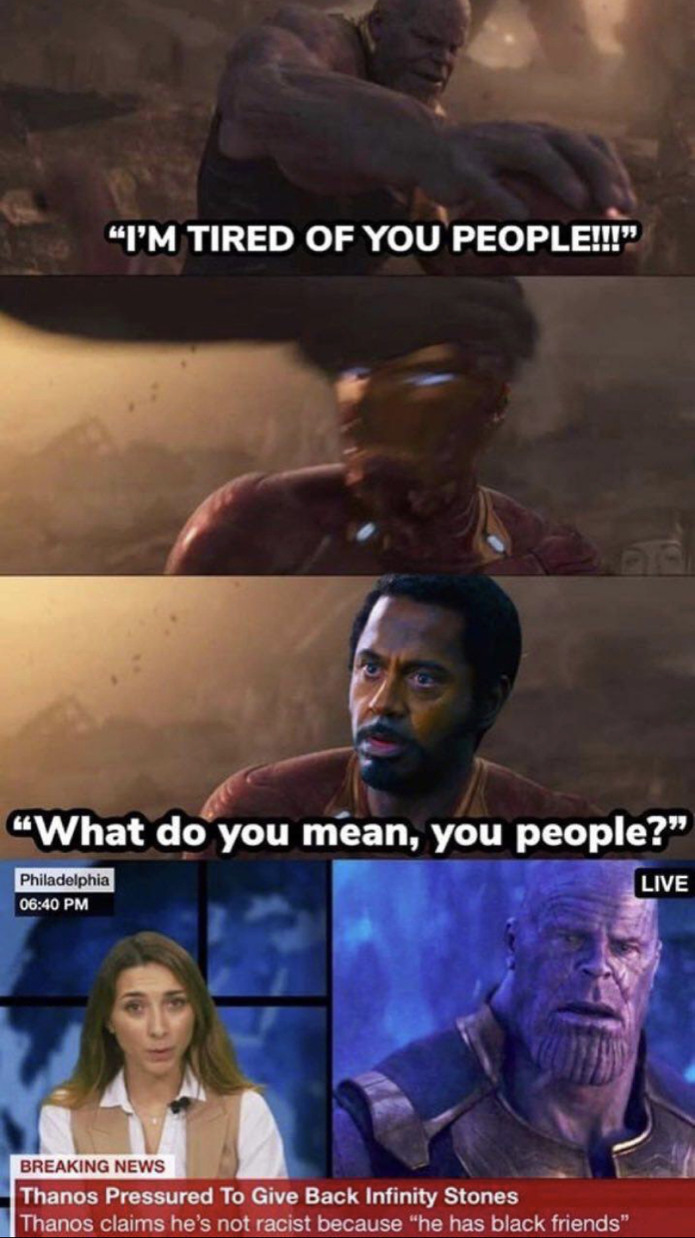 Reparations - meme
