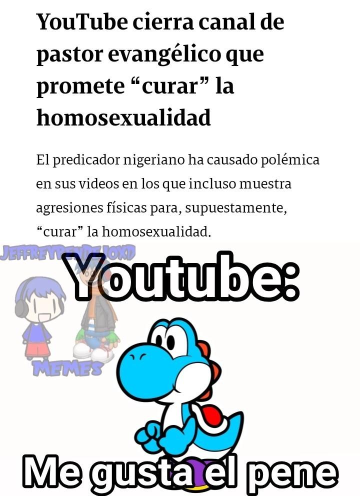 YouTube trolazo :pukecereal: - meme