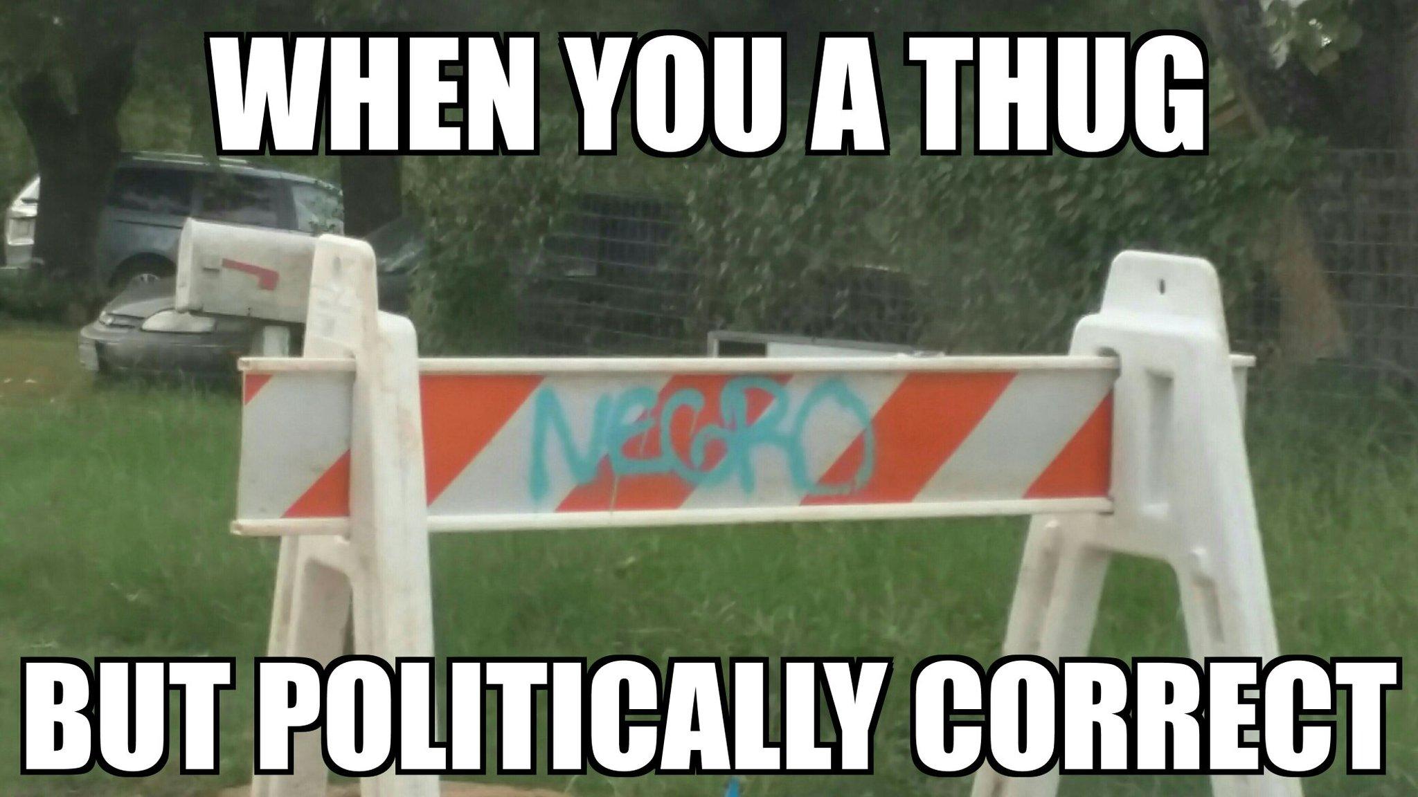 "When ""nigga"" doesn't seem appropriate - meme"