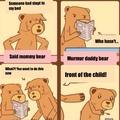 poor bears :v