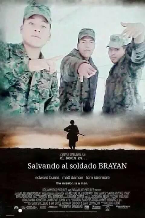 La nueva aventura del Brayan - meme