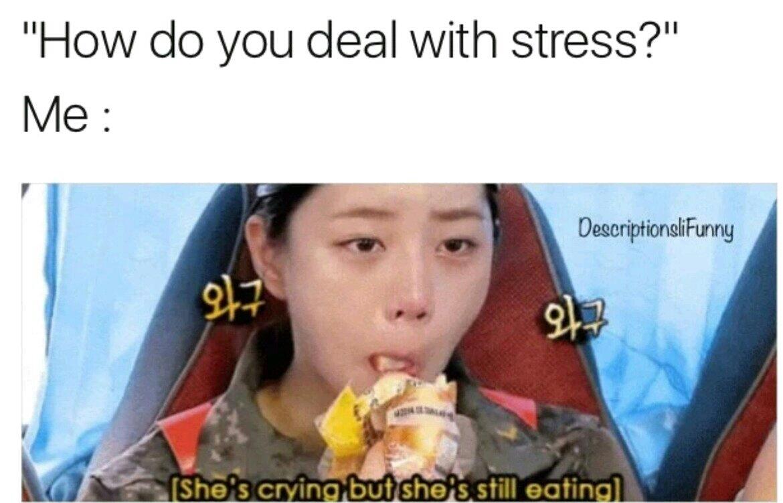 pretty much me - meme