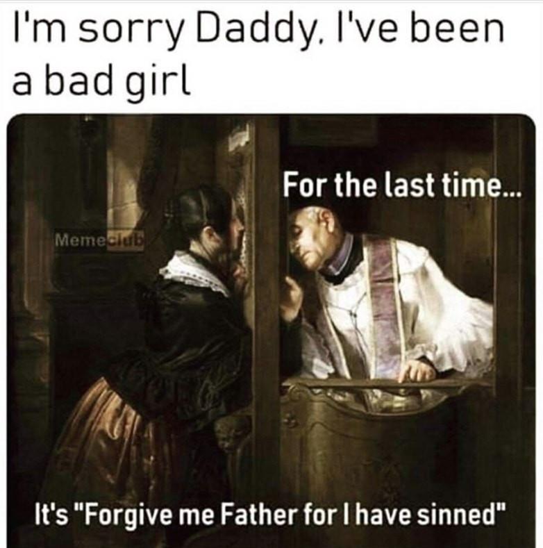 I bet para5ite3v3's a bad girl! - meme