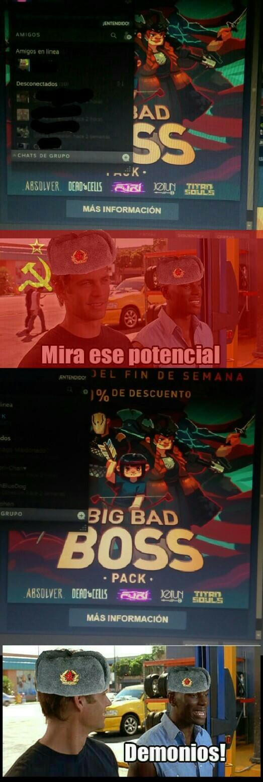 """Viva la antartida libre social-comunista!o yo que se...""""titulo"""" - meme"""