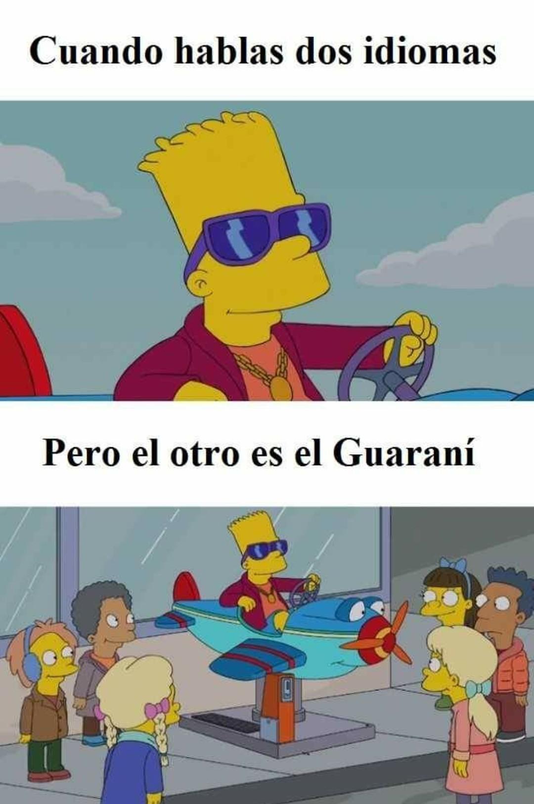 GUARANI - meme