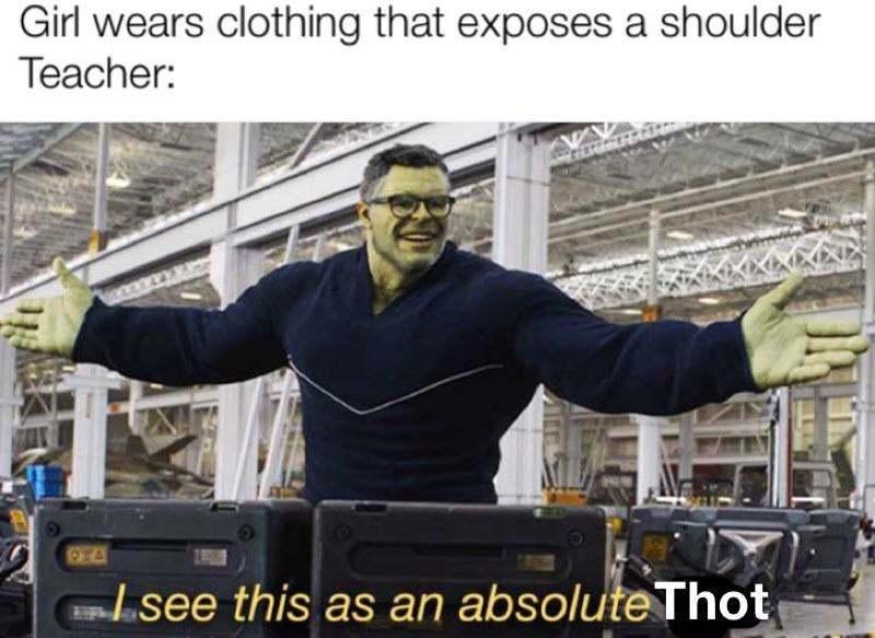 thOt - meme