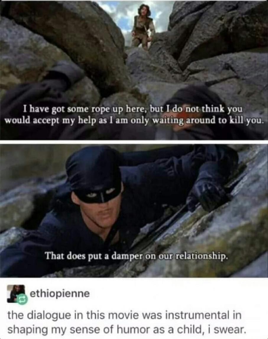 Impeccable - meme