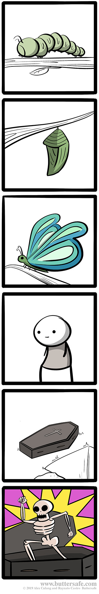 ( comic by buttersafe ) - meme