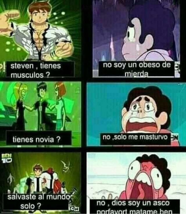 Steven callampa - meme