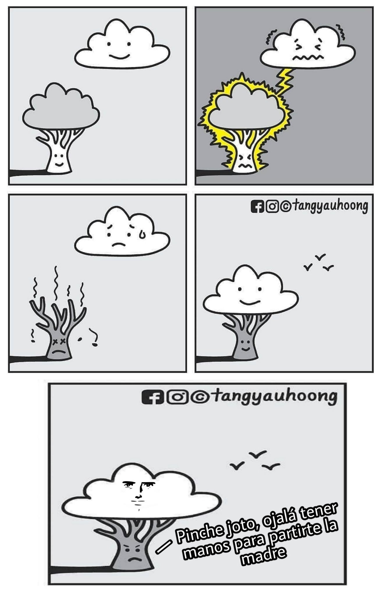 Nube gonza nube gonza - meme