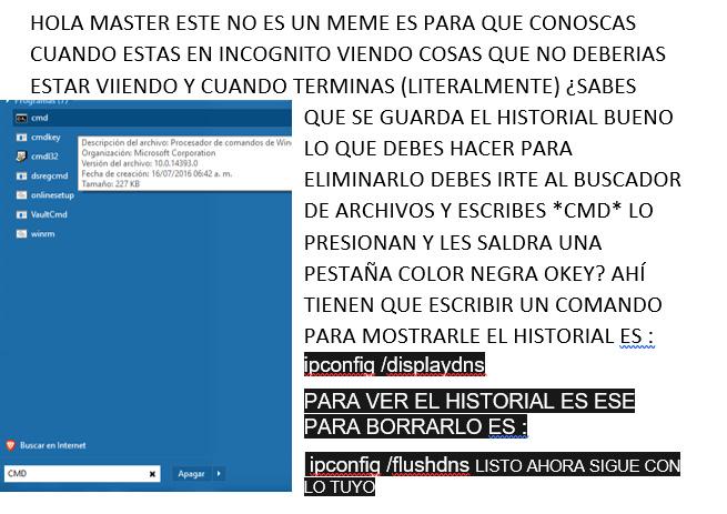 ESPERO HABERLE AYUDADO AMIGOS XDN´T - meme