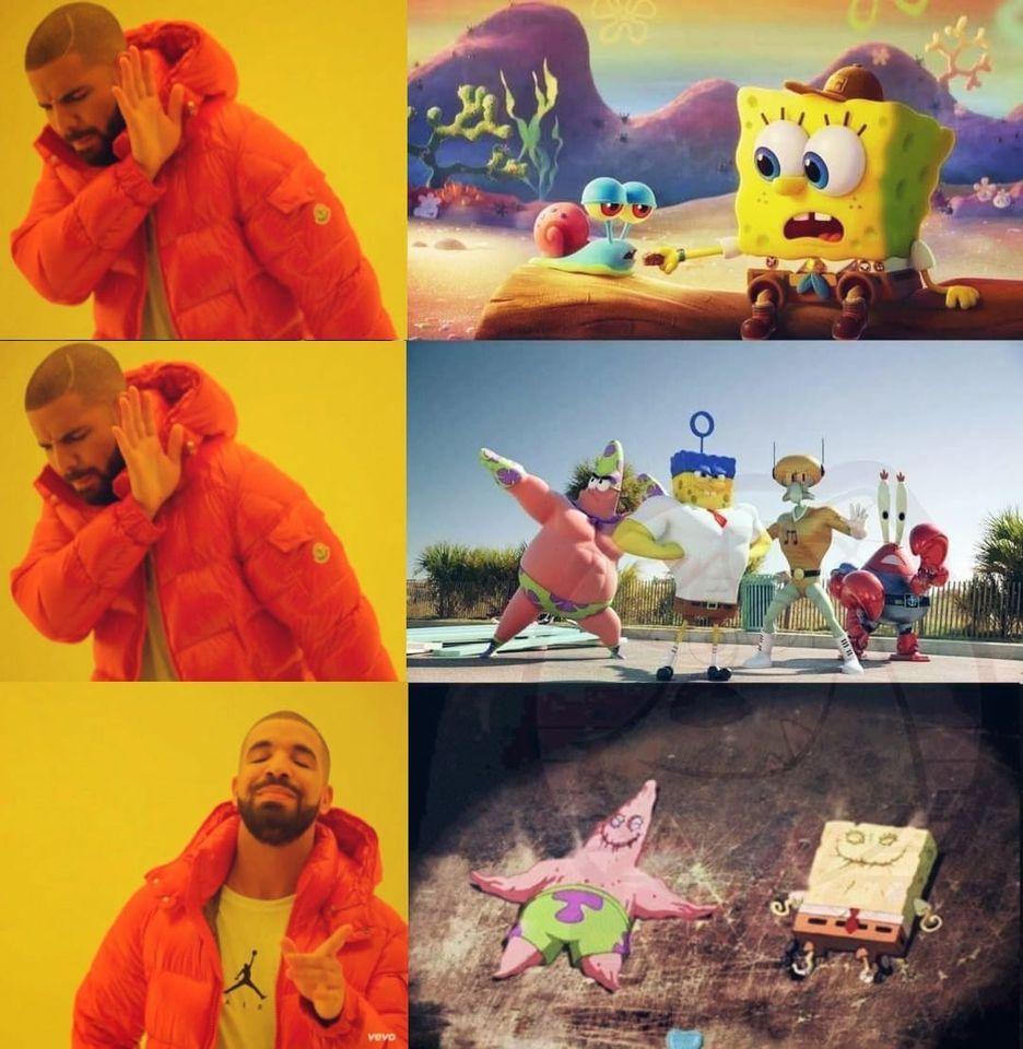 es mejor el original - meme