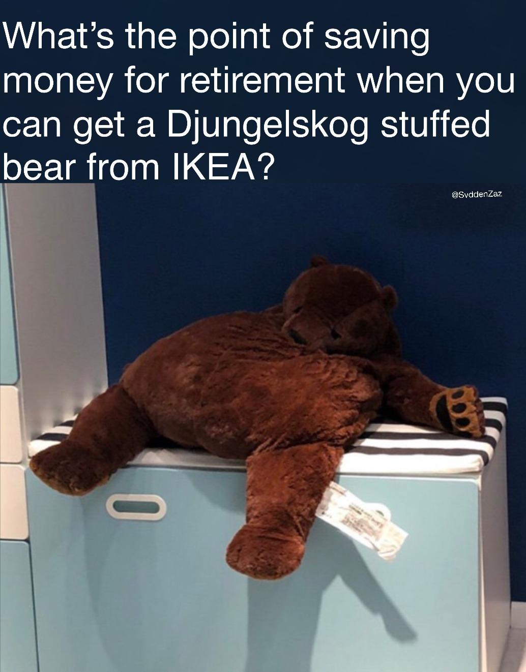 DJUNGELSKOG - meme