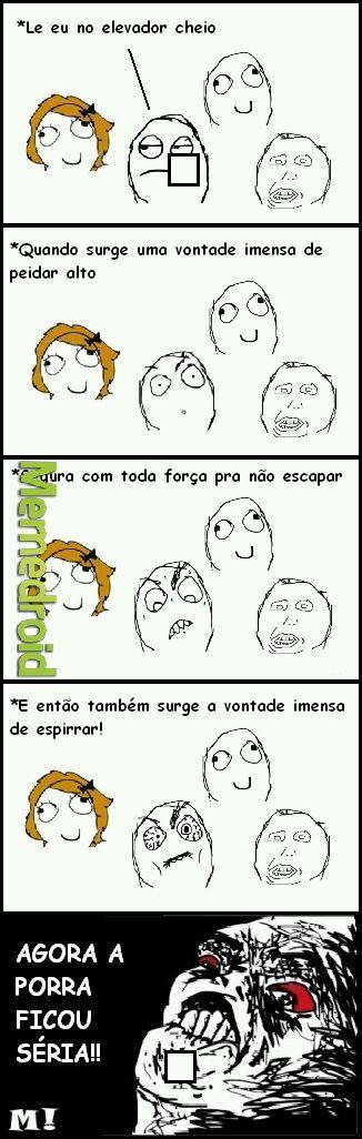 ELEVADORES - meme