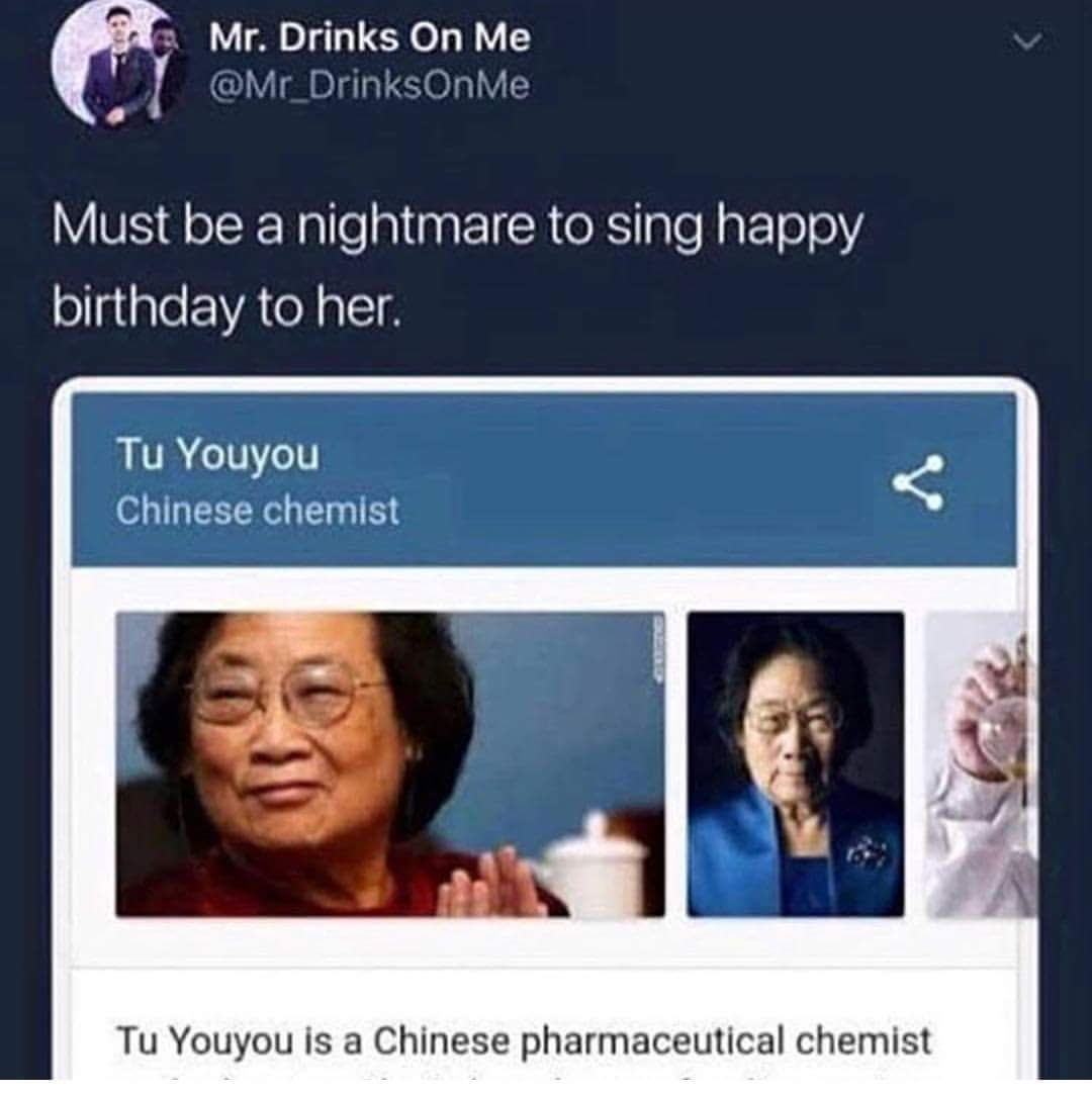 HAPPY BIRTHDAY TO YOU TU YOUYOU - meme