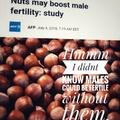 Feeling nuts?
