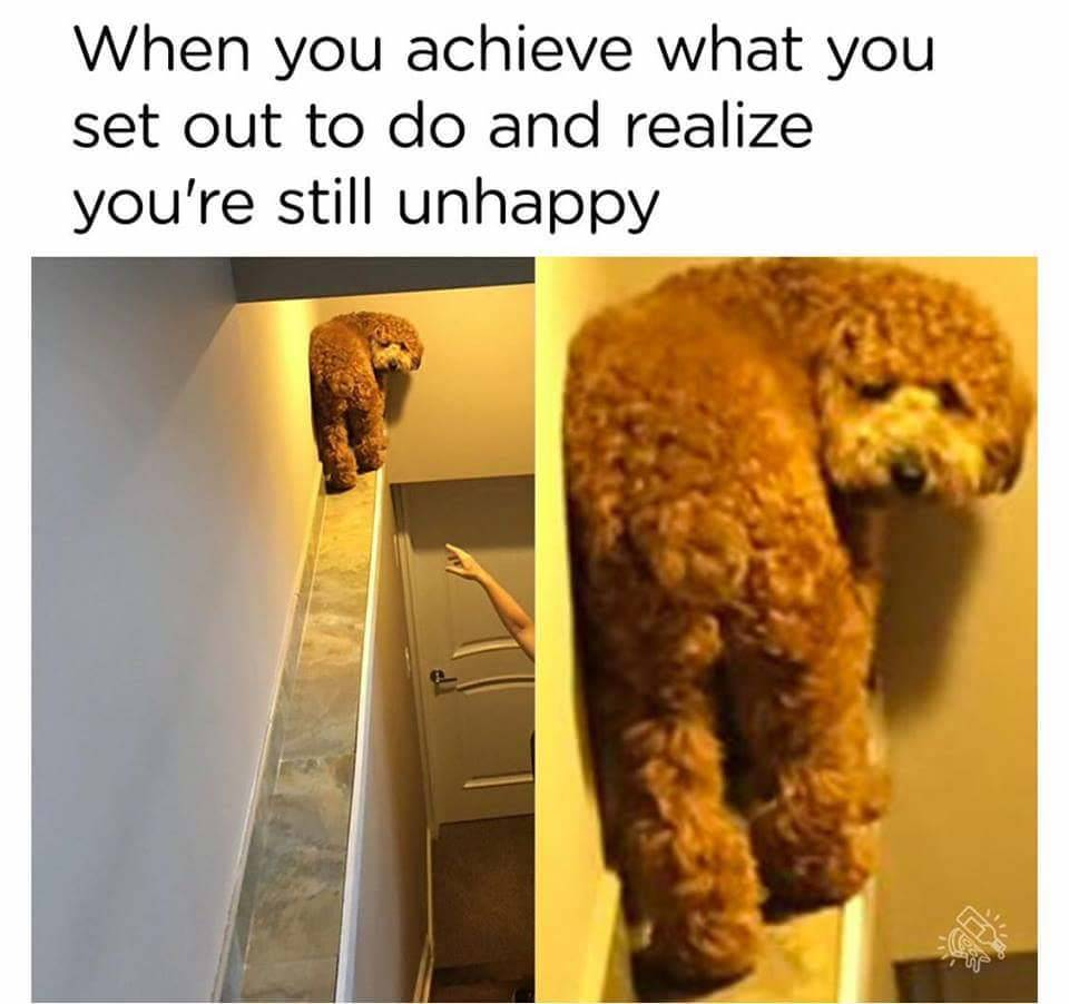 Im unhappy - meme