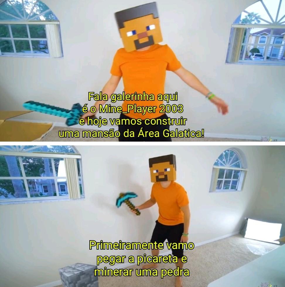 Como ser um youtube de sucesso - meme