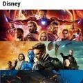 Marvel se une finalmente