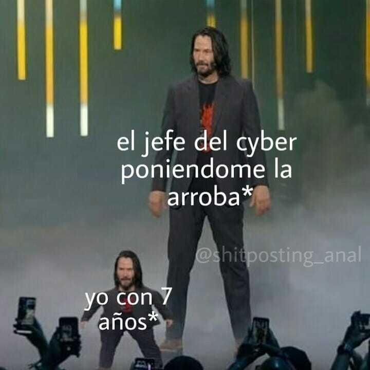 De una boludos - meme
