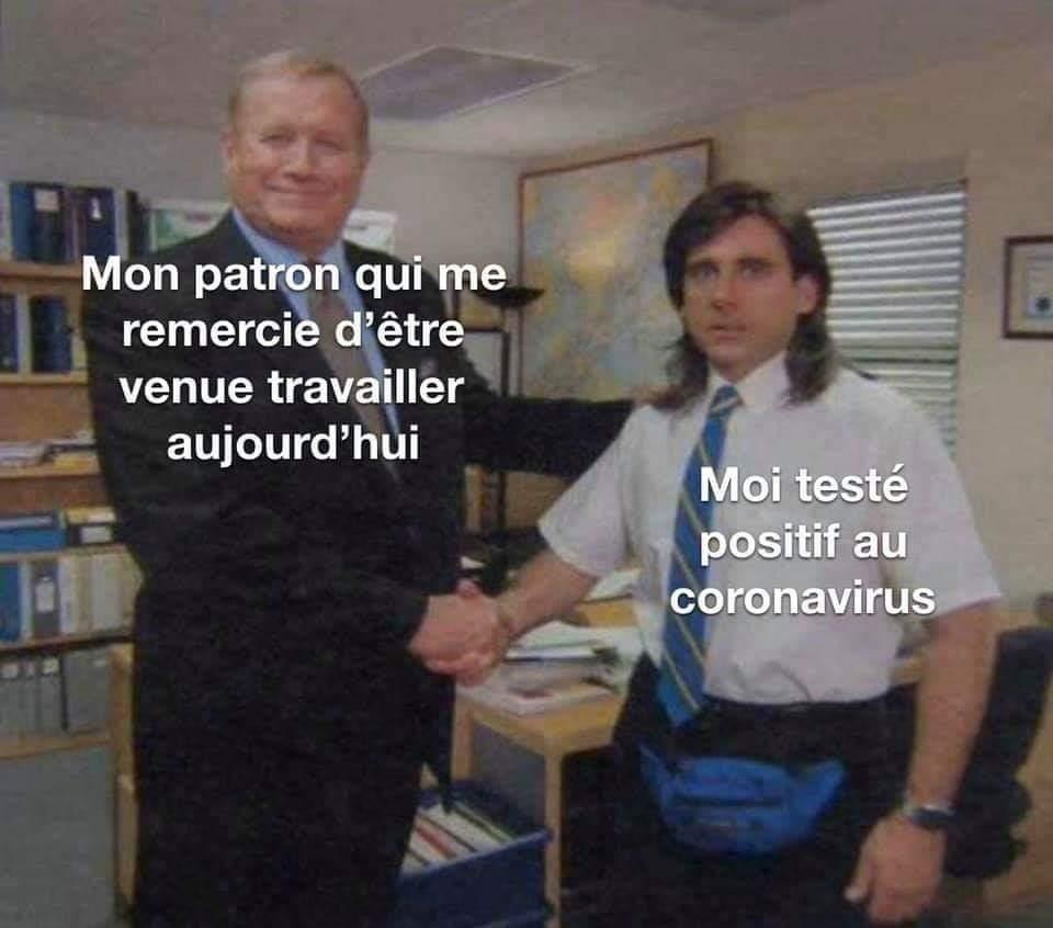 31 ème meme que je poste sur le coronavirus