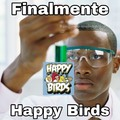 Los jangri birds ahora son japis