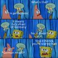 German noises