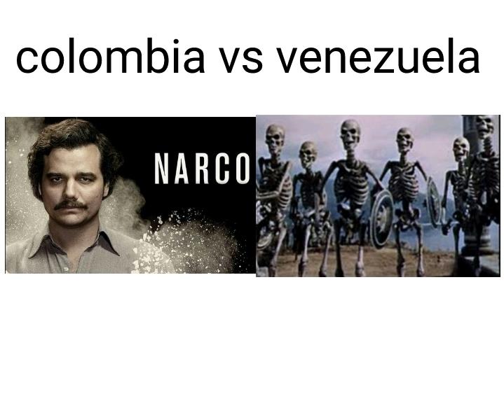 Le apuesto a colombia - meme
