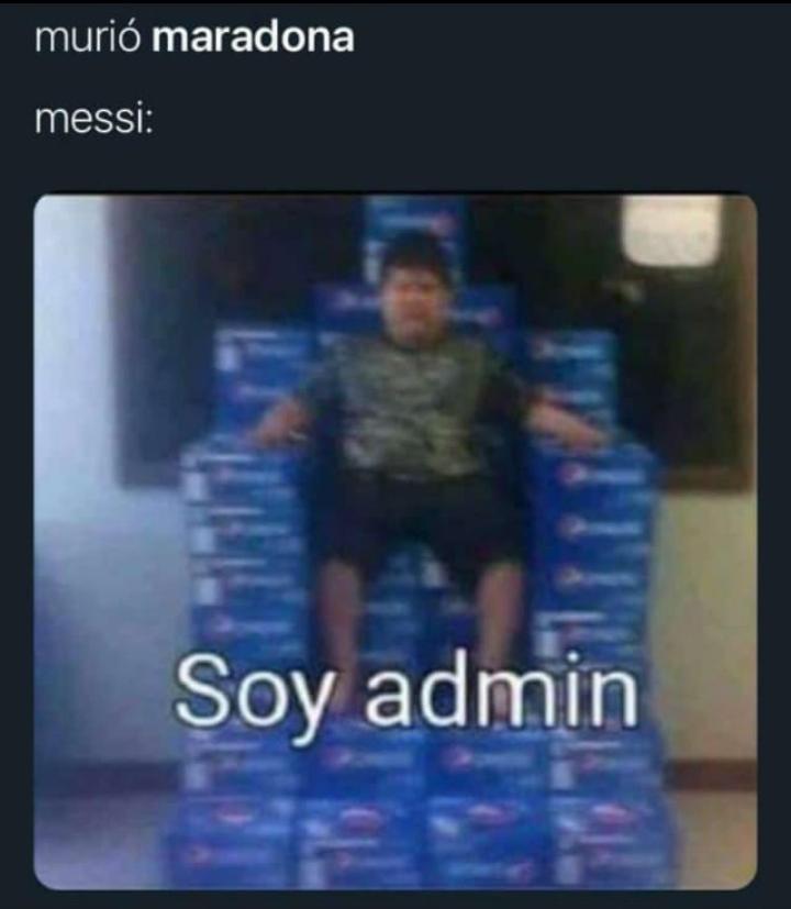 ADMIN :son: - meme