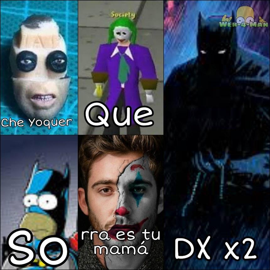 La madre de Batman es fria y sin sentimientos ¿Por qué será? - meme