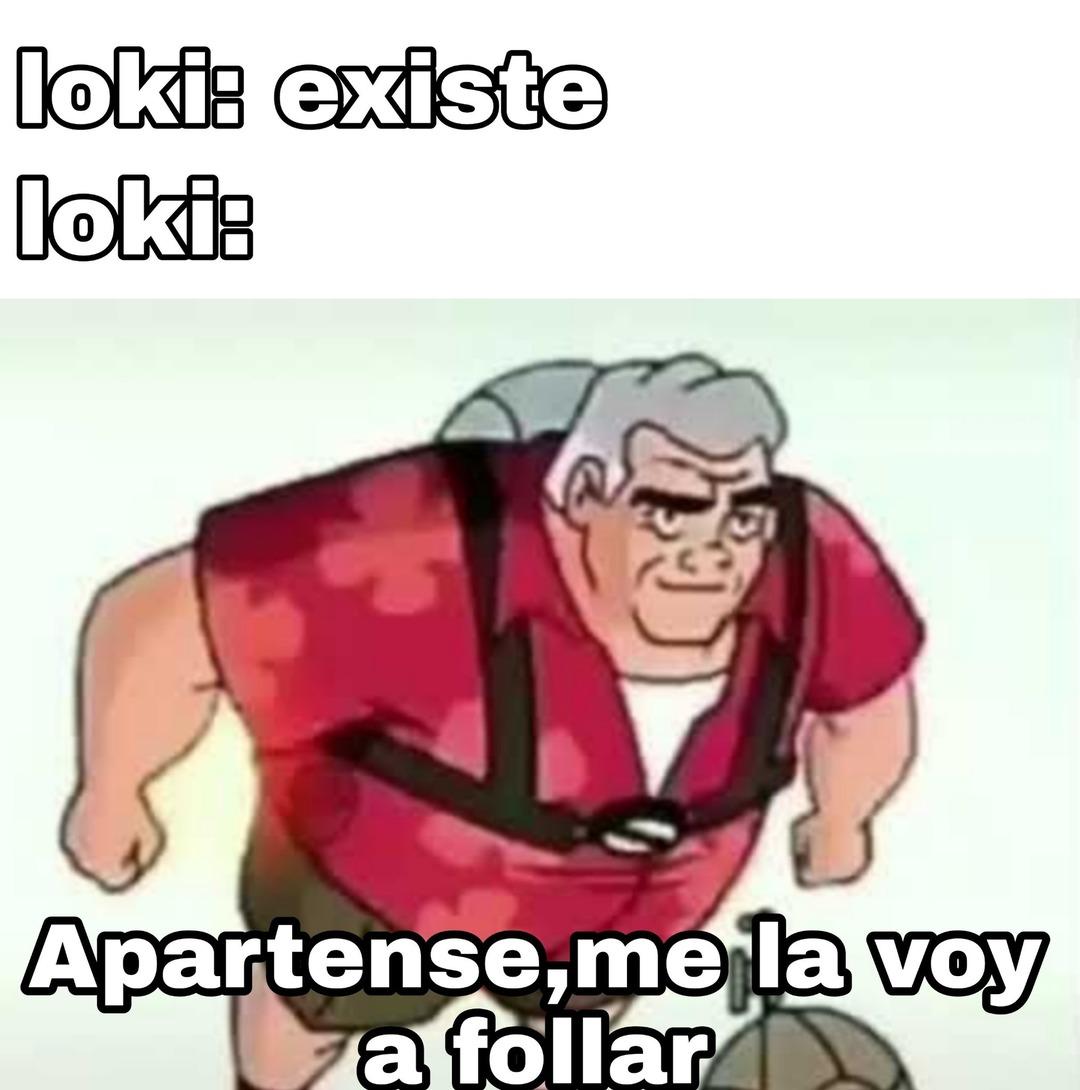 Loki XD - meme