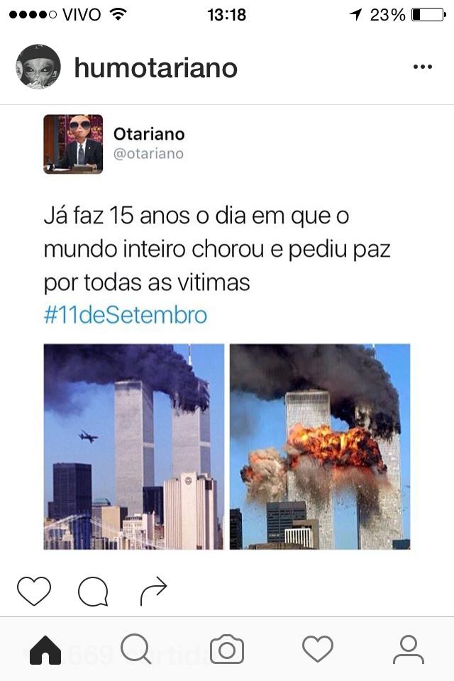 Pesso desculpa aos americanos pelo usuários brasileiros do memedroid